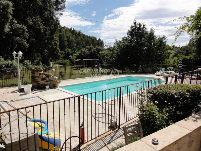 Sale house / villa Le beausset 485000€ - Picture 6