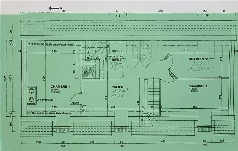 Sale house / villa Argent sur sauldre 215000€ - Picture 5