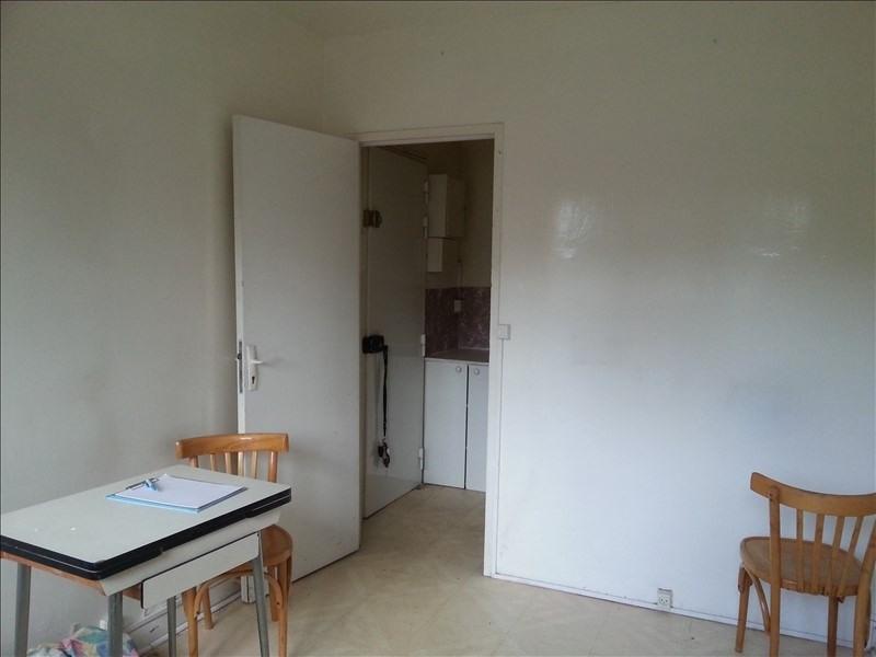 Vente appartement Meudon la foret 64000€ - Photo 4