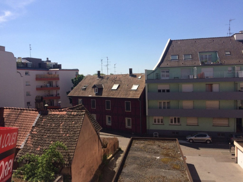 Rental apartment Strasbourg neudorf 753€ CC - Picture 10