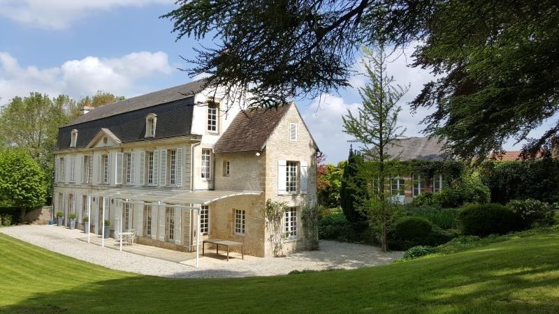Vente de prestige maison / villa Caen 715000€ - Photo 1
