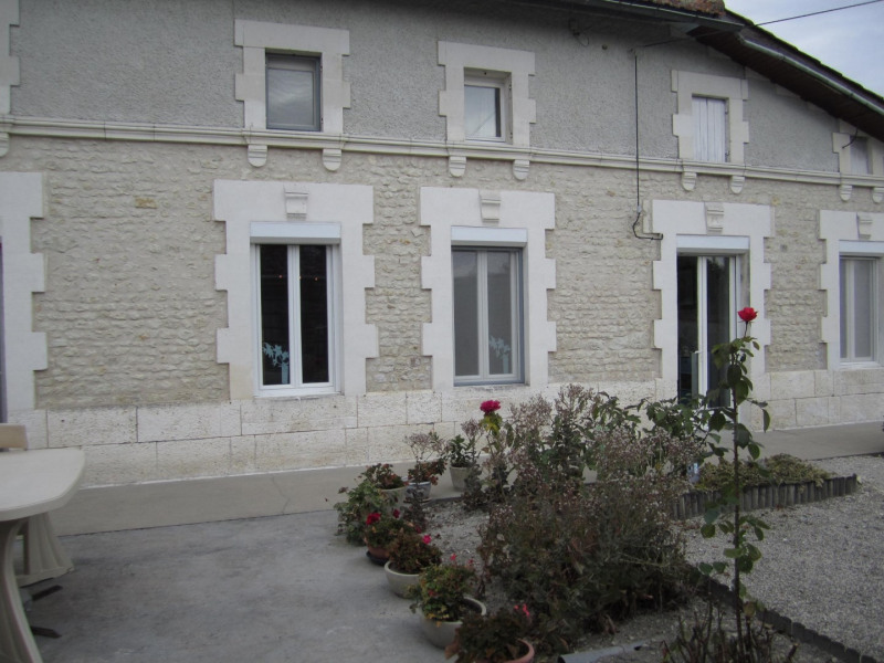 Vente maison / villa Barbeieux saint-hilaire 125000€ - Photo 2