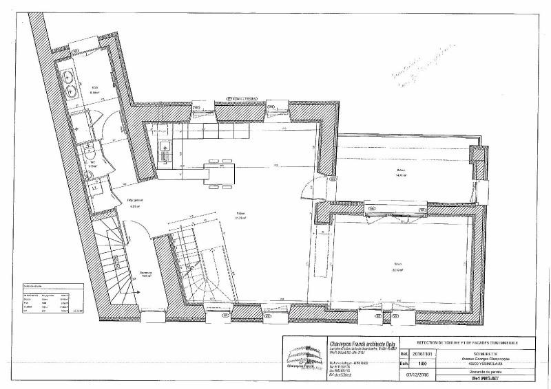 Revenda apartamento Yssingeaux 250000€ - Fotografia 1