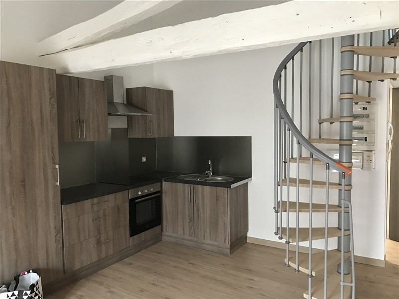 Vente appartement Poitiers 125000€ - Photo 1