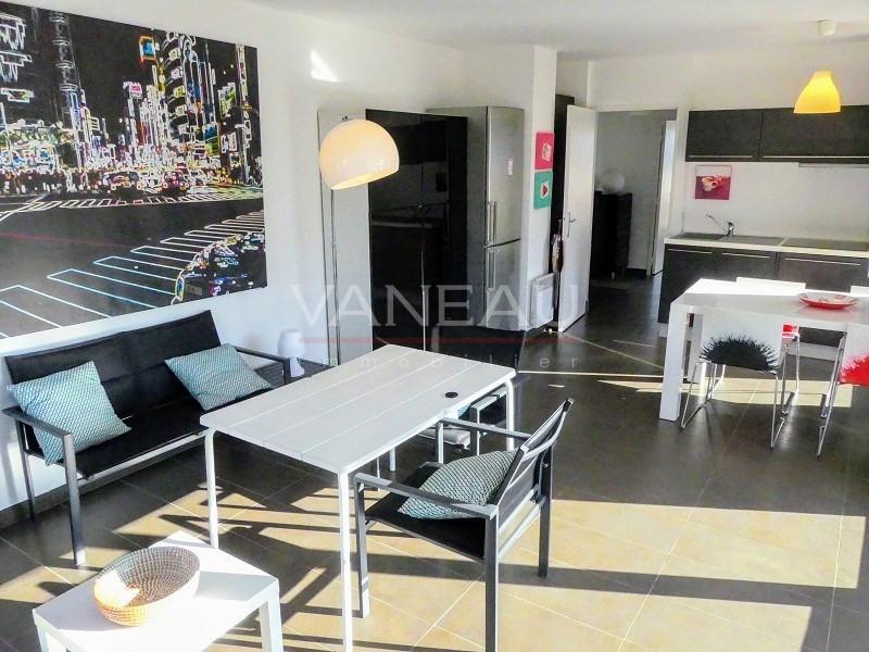 Vente de prestige appartement Juan les pins 290000€ - Photo 5