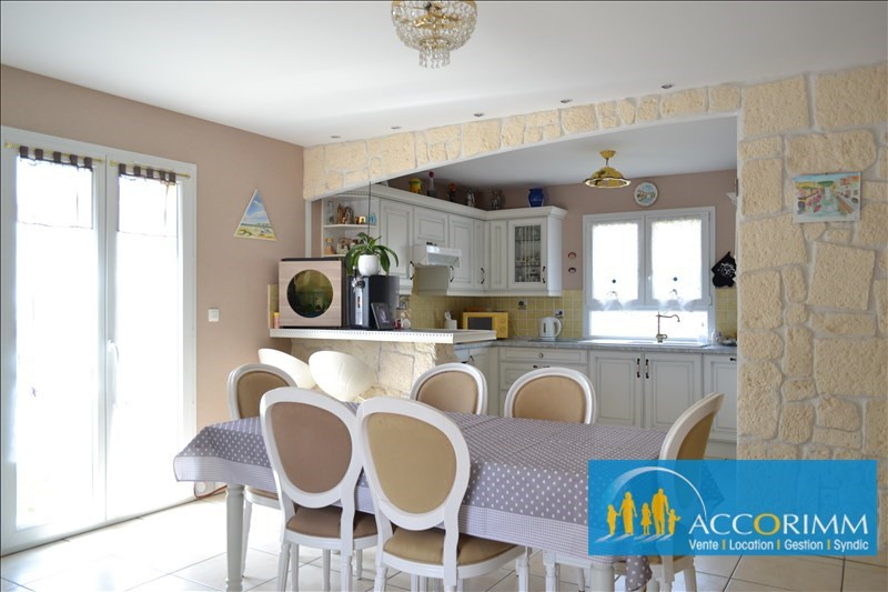 Vente maison / villa Toussieu 455000€ - Photo 7