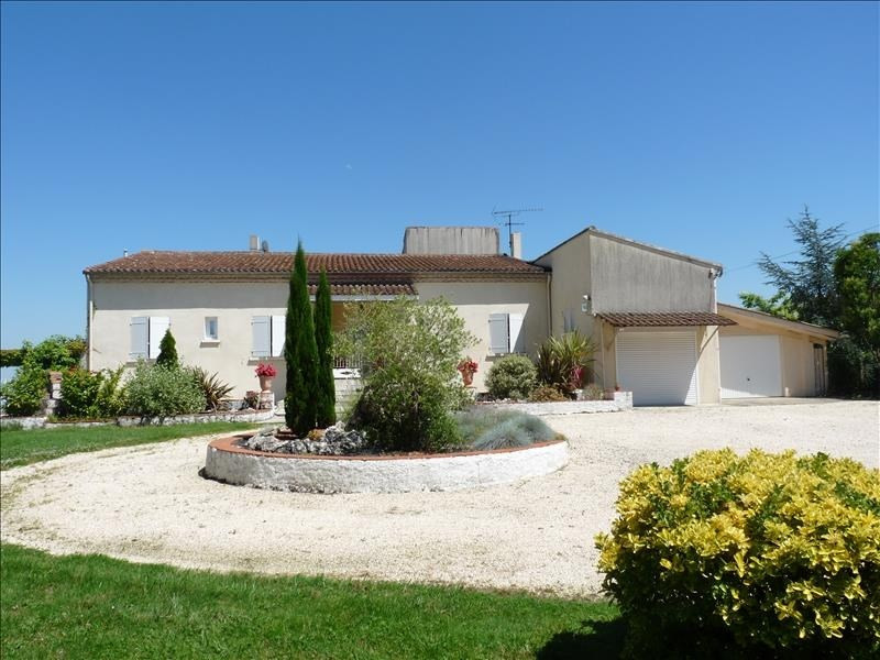 Sale house / villa Roquefort 275 000€ - Picture 1