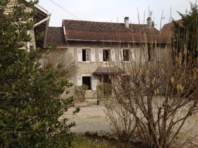 Vente maison / villa Montalieu vercieu 208000€ - Photo 1