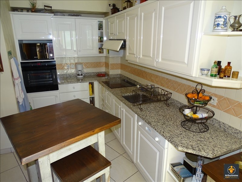 Vente de prestige appartement Sainte maxime 630 000€ - Photo 6