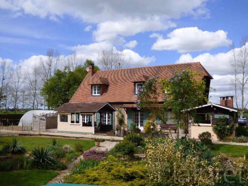 Vente maison / villa Pont audemer 314200€ - Photo 1