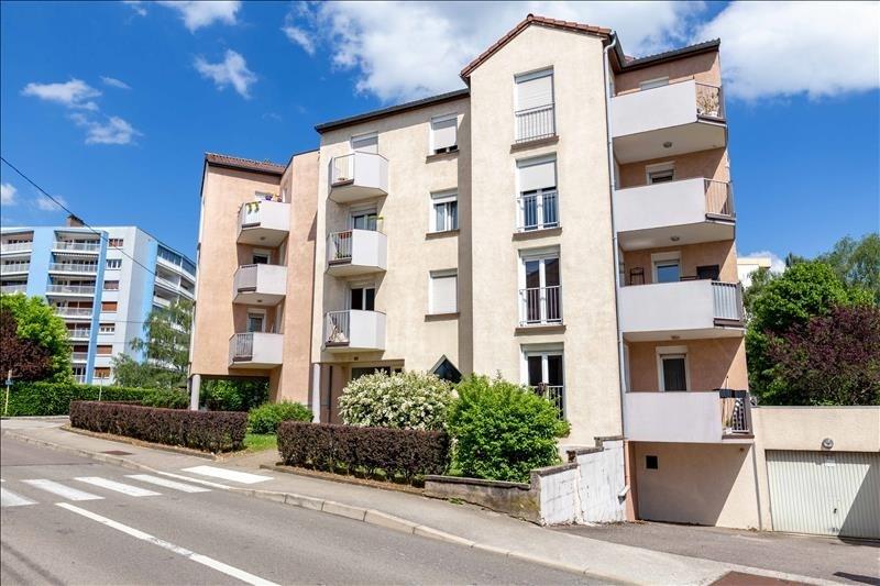 Sale apartment Besancon 123500€ - Picture 10