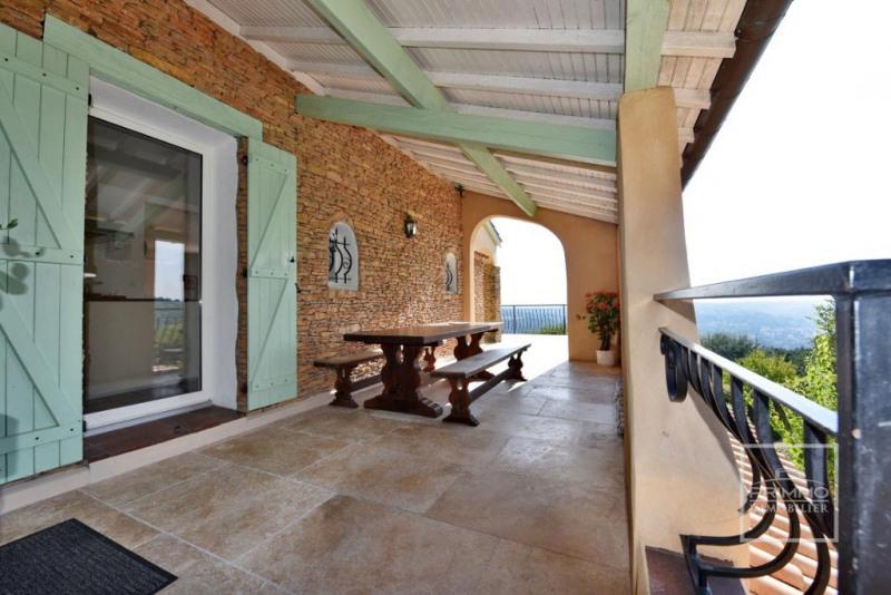 Vente de prestige maison / villa Couzon au mont d or 950000€ - Photo 4