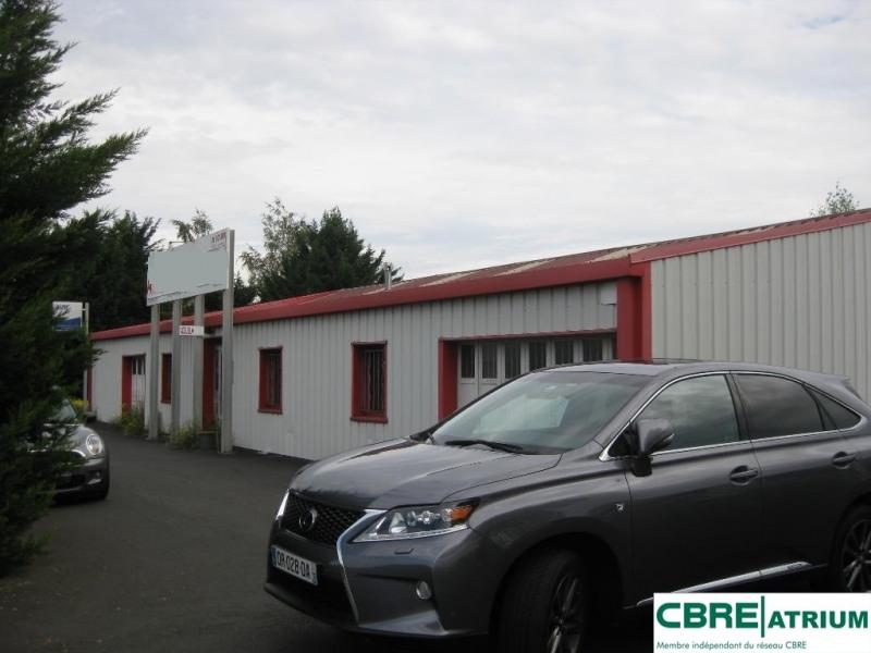 Location Local d'activités / Entrepôt Le Broc 0