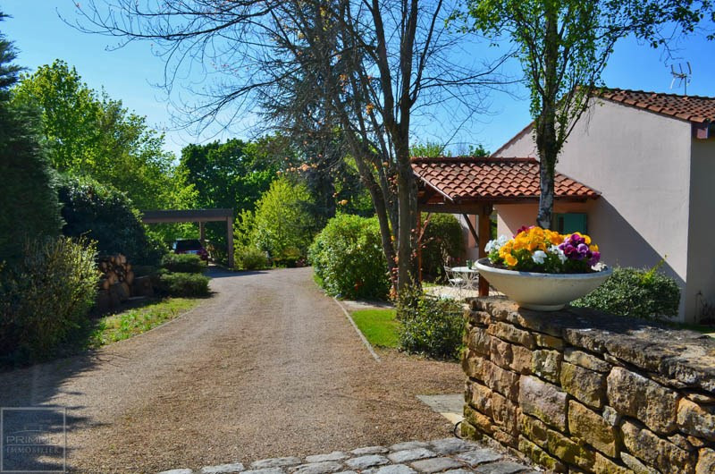 Vente de prestige maison / villa Saint didier au mont d'or 950000€ - Photo 4
