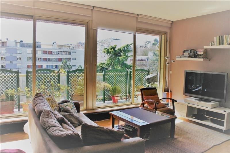 Sale apartment Saint-cloud 842 000€ - Picture 3