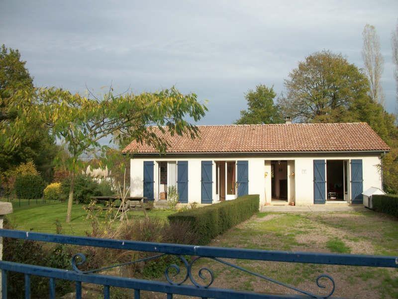 Vente maison / villa Jourgnac 157000€ - Photo 1