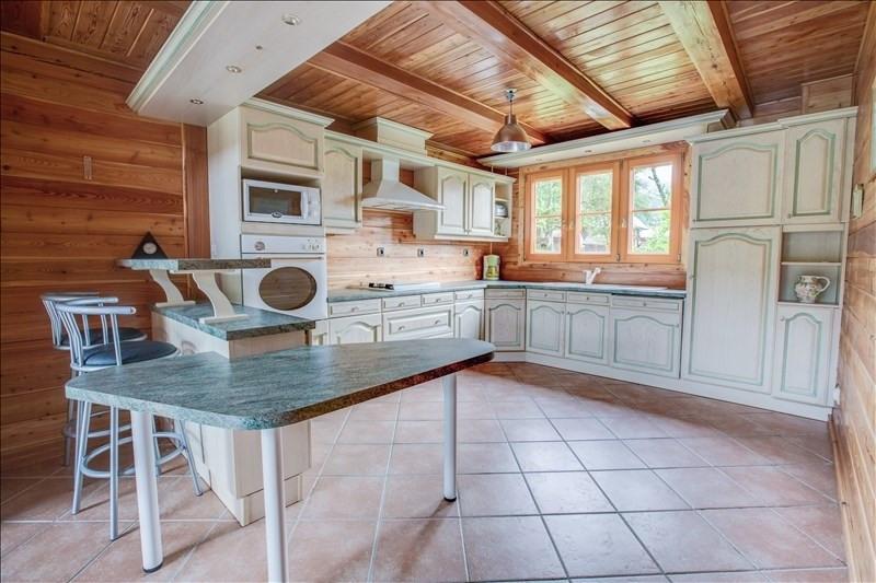 Deluxe sale house / villa Essert romand 655000€ - Picture 6