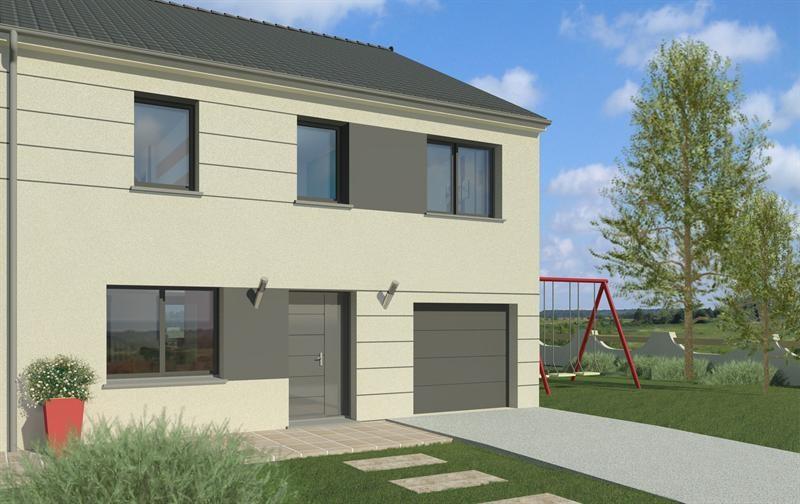 Maison  5 pièces + Terrain 434 m² Saint-Soupplets par MAISON FAMILIALE - Maisons Alfort