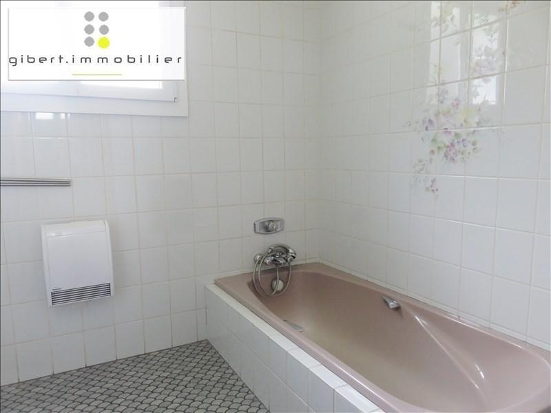 Sale house / villa Coubon 199000€ - Picture 5