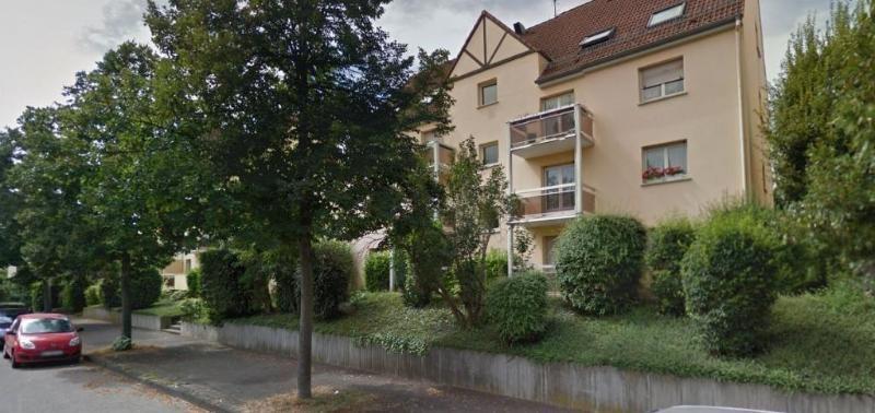 Rental apartment Strasbourg 700€ CC - Picture 1