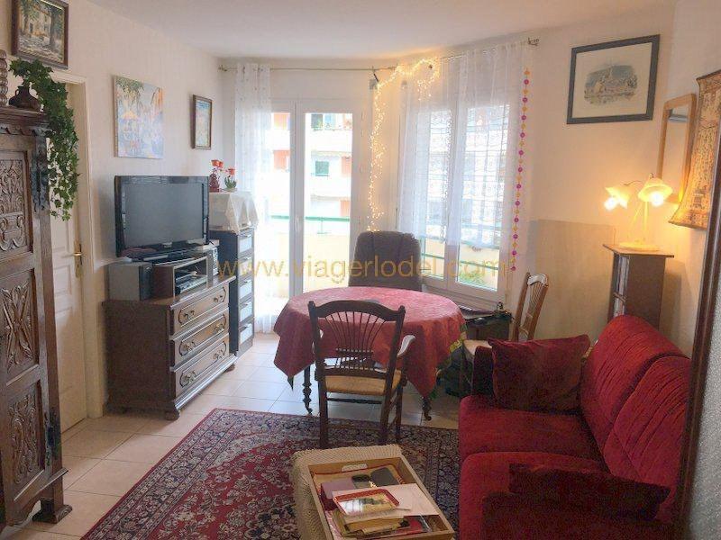 Viager appartement Nice 42 500€ - Photo 1