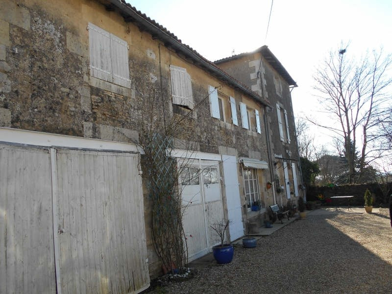 Vente maison / villa Cherveux 161 000€ - Photo 8