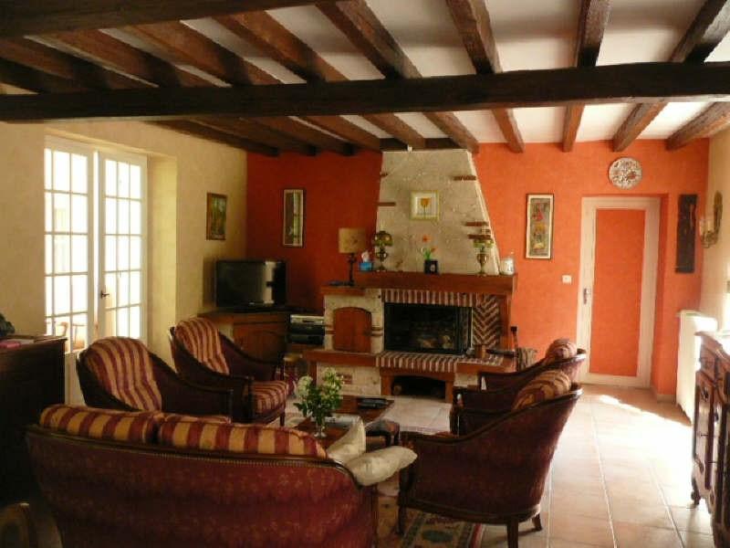 Sale house / villa Aubigny sur nere 305000€ - Picture 7