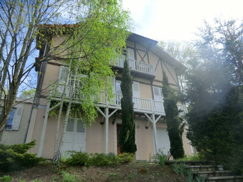 Sale apartment Coye la foret 100000€ - Picture 1