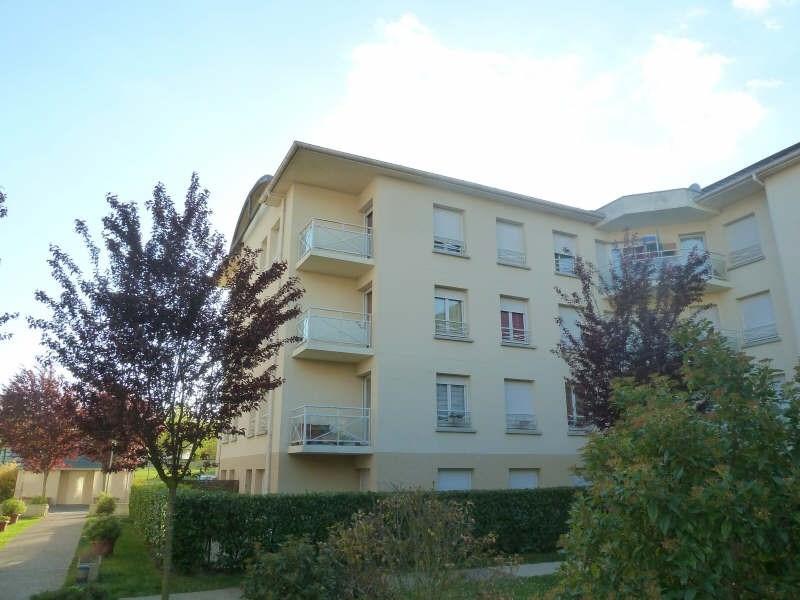 Rental apartment Jouy le moutier 892€ CC - Picture 1