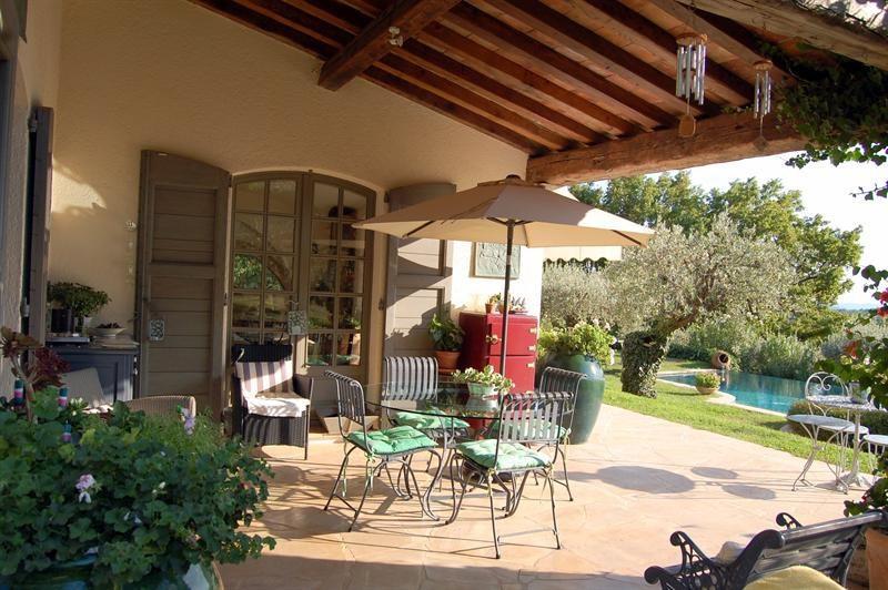 Revenda residencial de prestígio casa Seillans 2300000€ - Fotografia 37
