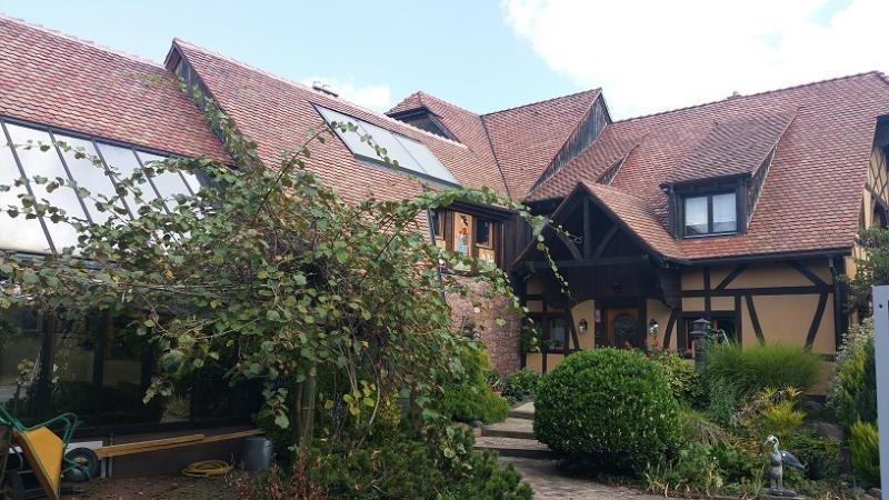 Deluxe sale house / villa Rixheim 890000€ - Picture 1