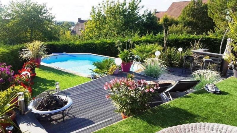 Sale house / villa Mareuil les meaux 440000€ - Picture 7