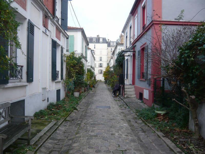 Vente de prestige maison / villa Paris 14ème 1290000€ - Photo 1