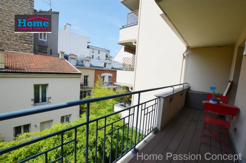 Vente appartement Suresnes 485000€ - Photo 1