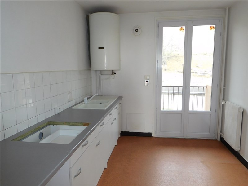 Rental apartment Le puy en velay 518,79€ CC - Picture 1