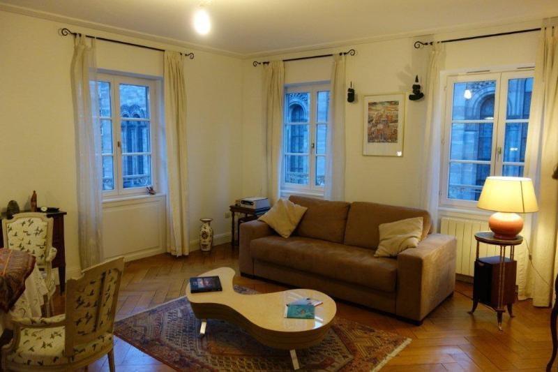 Verhuren vakantie  appartement Strasbourg 1690€ - Foto 1