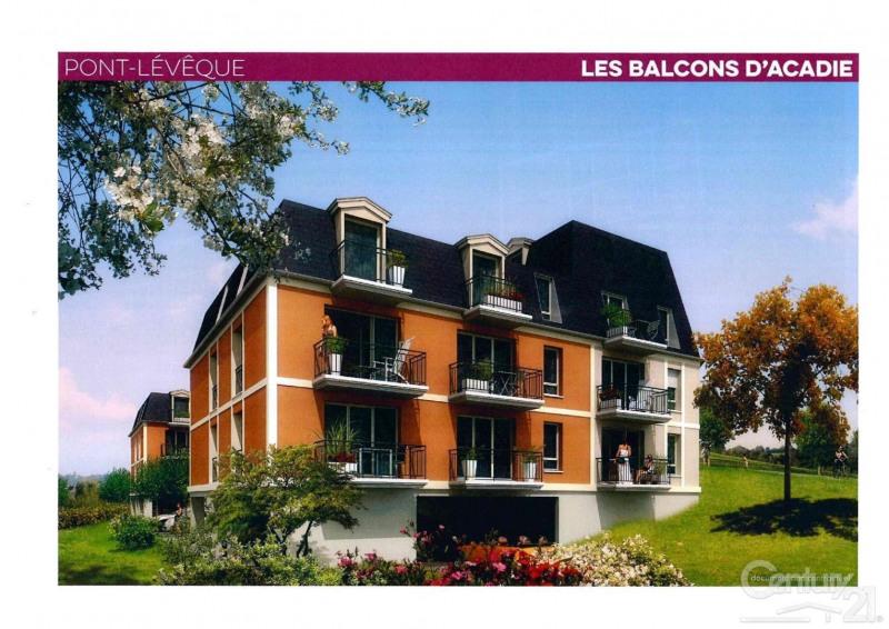 Sale apartment Pont l eveque 127000€ - Picture 1