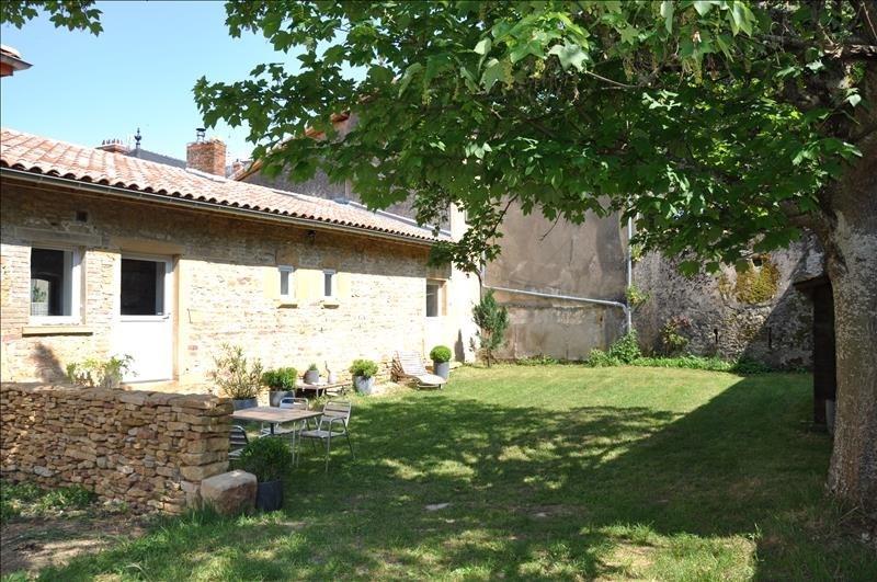 Vente maison / villa Ville sur jarnioux 280000€ - Photo 1