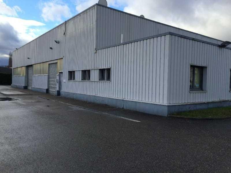 Location Local d'activités / Entrepôt Colmar 0