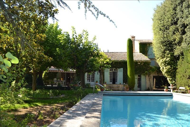 Vendita casa Carpentras 390000€ - Fotografia 1