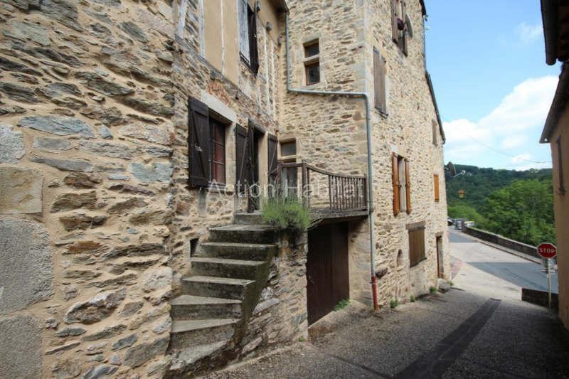 Vente maison / villa Najac 80000€ - Photo 3