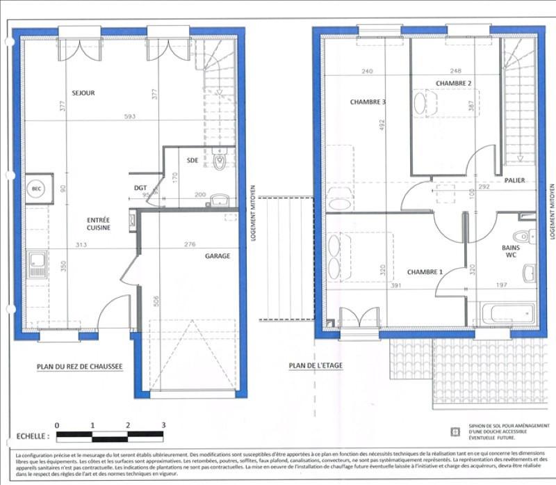 Verkoop  huis Aubignan 175500€ - Foto 3