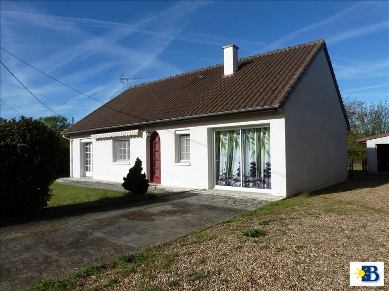 Vente maison / villa Leigne sur usseau 146280€ - Photo 1