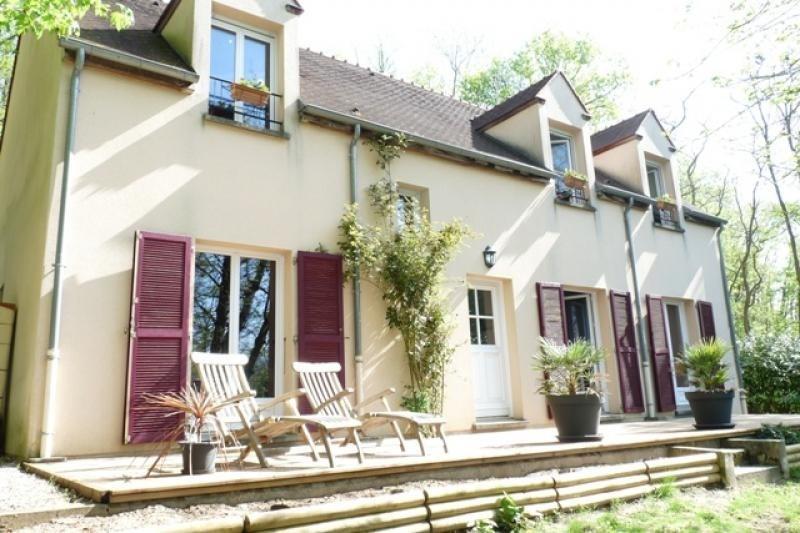 Sale house / villa Orgeval 645000€ - Picture 2