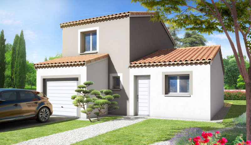 Maison  4 pièces + Terrain 319 m² Saleilles par XXL CREATION