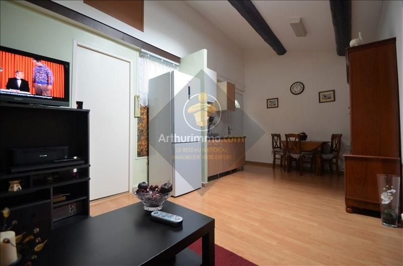 Sale apartment Sete 75000€ - Picture 1