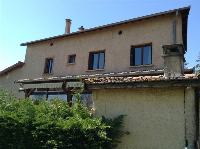 Sale house / villa Dommartin 395000€ - Picture 2