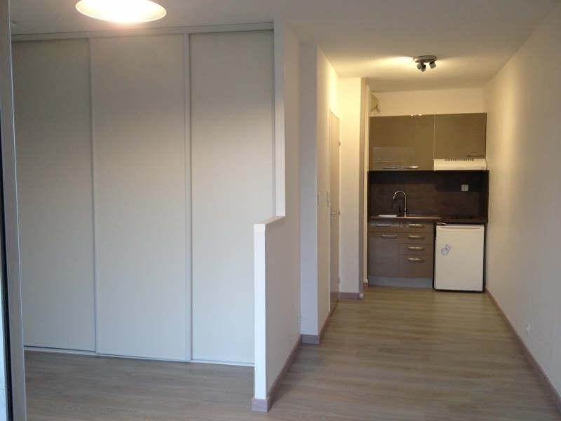 Location appartement Ares 501€ CC - Photo 1