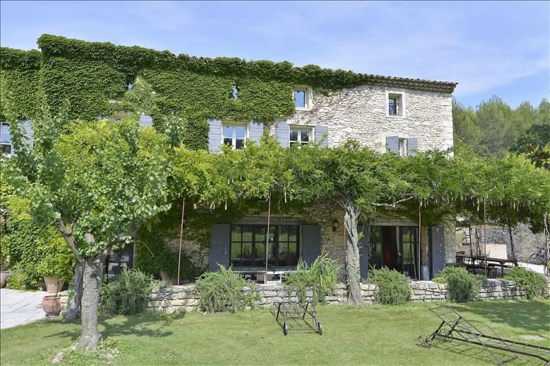 Престижная продажа дом Carpentras 1200000€ - Фото 1