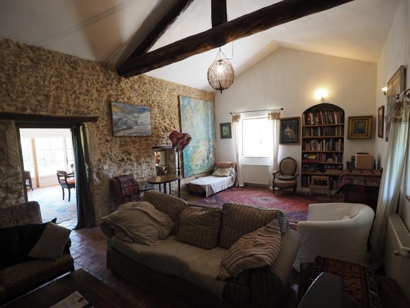 Vente de prestige maison / villa Goudargues 550000€ - Photo 5